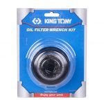 Klucz do filtra oleju King Tony 65 mm 14 kątny 1/2""