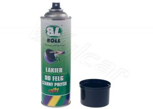 Lakier do felg czarny BOLL spray 500ml