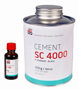 Klej TipTop Cement SC4000 do gumy
