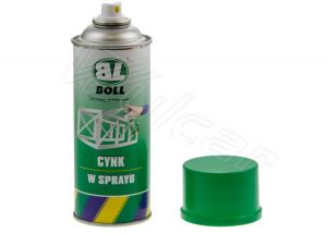 Cynk spray BOLL 400ml