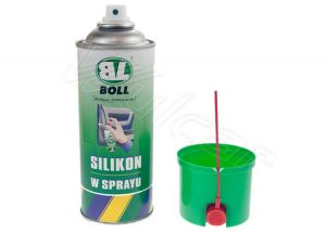 Silikon w sprayu BOLL 400ml