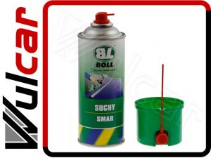 Suchy smar spray BOLL 400ml
