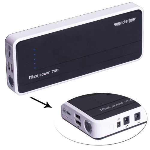 Powerbank Adler MaxiPower 700