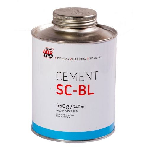 Klej cement BL 650g do opon TIP TO