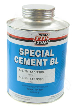 Klej Special Cement BL 650g do opon Tip-Top || WULCAR
